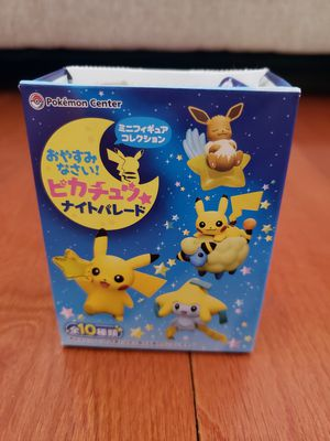 Japan pokemon center night time pikachu figure for Sale in Los Angeles, CA