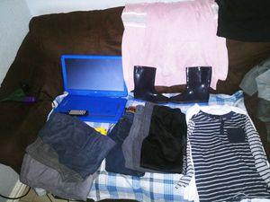 $15 kids clothes size 6-7-8 plus a little more..Hablo Español for Sale in Dallas, TX