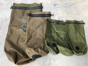USMC CIF Issued Waterproof Bags for Sale in Oceanside, CA