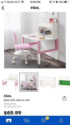Ikea Kid Desk for Sale in Mukilteo, WA
