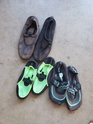 Free water shoes for Sale in Mesa, AZ