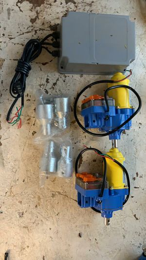 Greenhouse Film Motors w/Control Set for Sale in Los Angeles, CA