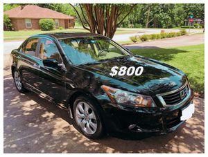 clean 2OO9 Honda Accord sport for Sale in Washington, DC