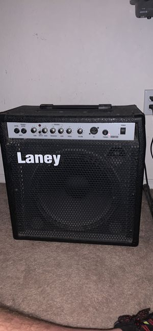 Laney RBW100 Bass Combo Amp for Sale in Lakeland, FL