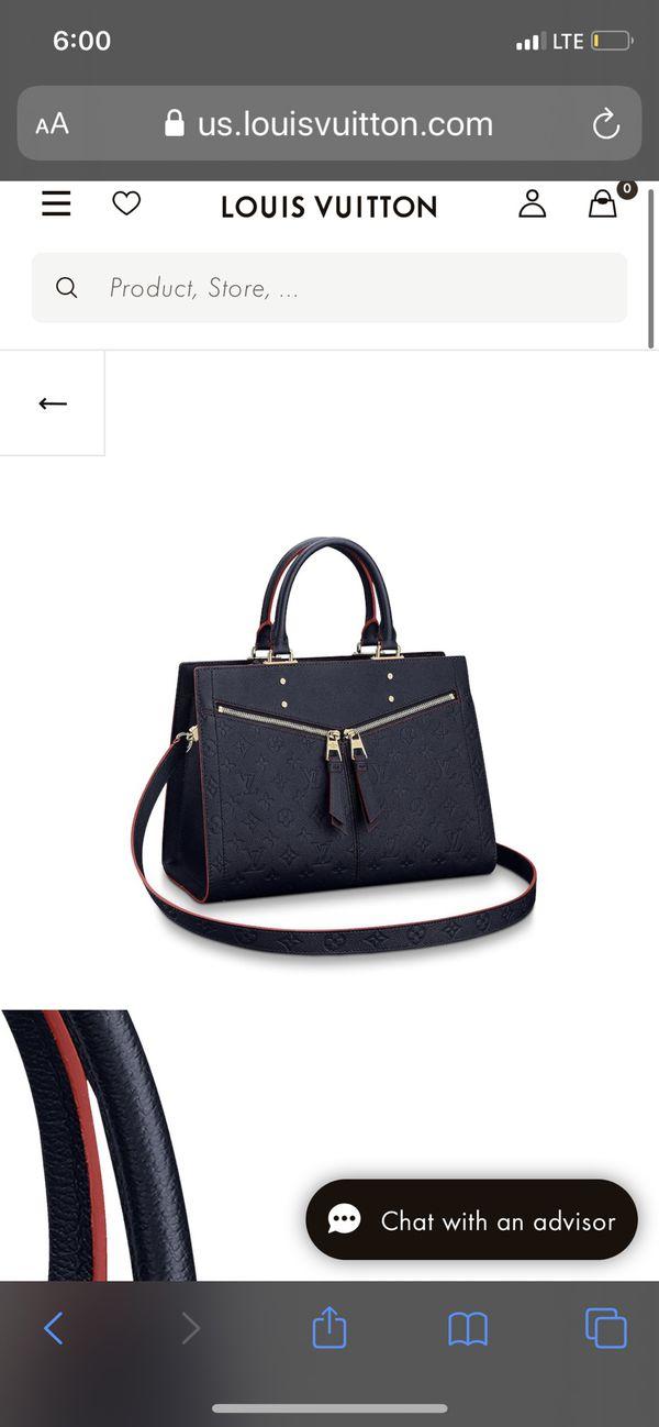 Louis Vuitton purse Sully MM