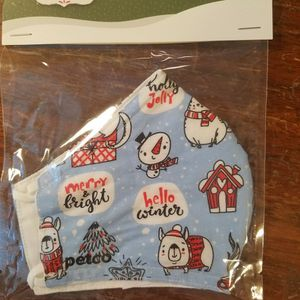 New Face Mask Cat Adult Cotton Washable Double Sided for Sale in Hesperia, CA