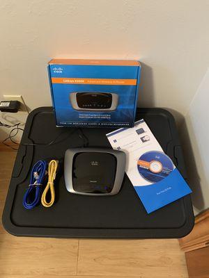 Linksys E2000 Wireless Router for Sale in Ashwaubenon, WI
