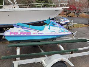 Polaris Jet Ski and Trailer for Sale in CHESAPEAK BCH, MD