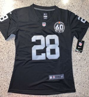 Raiders Josh Jacobs Jersey for Sale in Escondido, CA