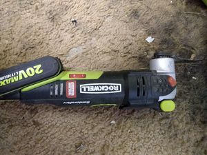 Multi-tool rokwell 20 v for Sale in McConnelsville, OH