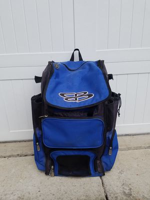 Boombah superpack bat pack softball baseball for Sale in Beaverton, OR