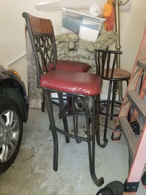 2 Bar Stools for Sale in Lithonia, GA