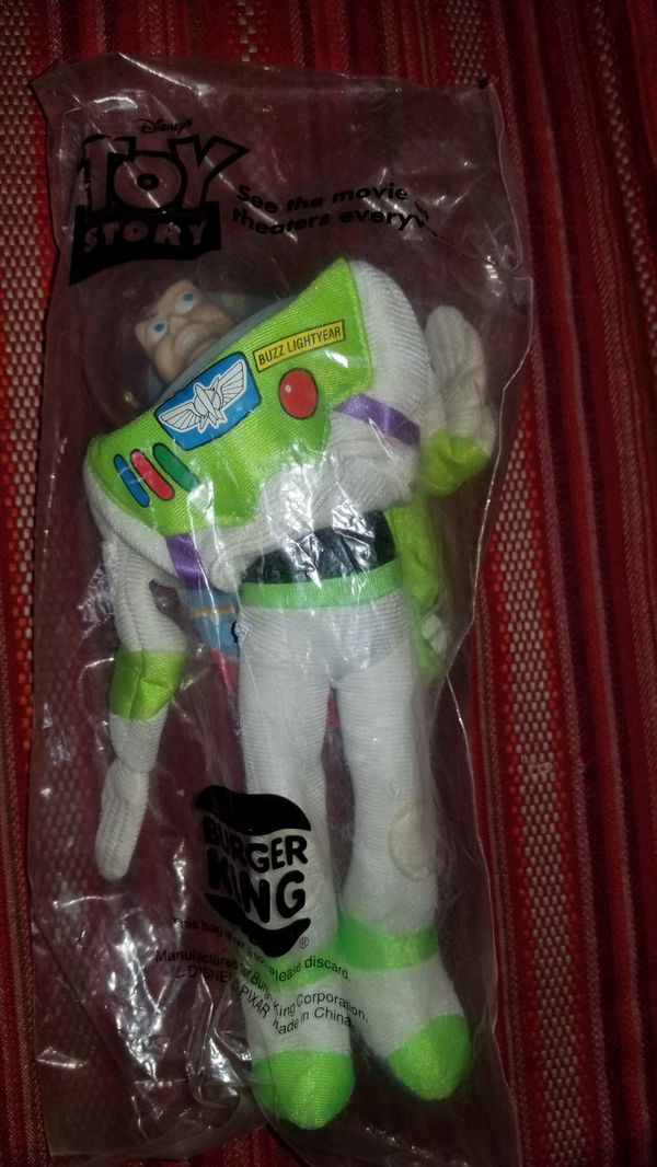 Collection toy story part 5 2 pieces