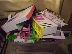 Shopkins happy places houses plus cutie cars huge lot for Sale in Midland, PA