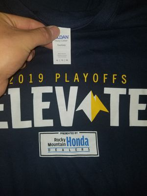 Denver Nuggets Playoff Basketball Shirt XL Large for Sale in Denver, CO