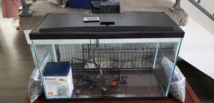 Fish tank 29 gallon complete for Sale in Torrance, CA