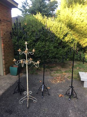 Candelabras for Sale in NORTH PRINCE GEORGE, VA