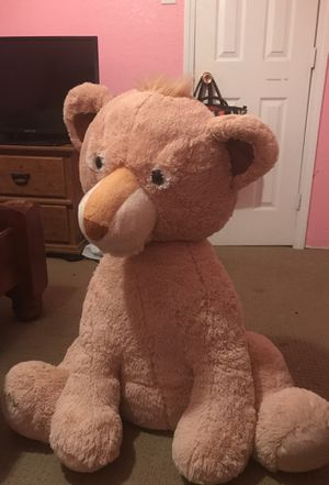Giant Teddy Bear for Sale in Red Oak, TX