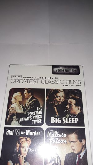 TCM DVD MOVIES for Sale in CA, US