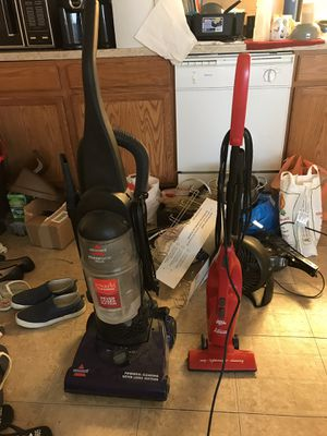 Bissel vacuum cleaner for Sale in Moline, IL