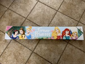New Disney Princess Canvas Wall Art for Sale in East Los Angeles, CA