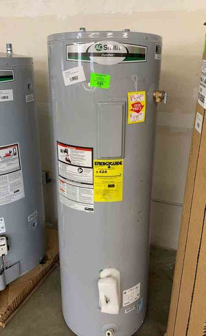 NEW AO SMITH WATER HEATER WITH WARRANTY 50 gallon Q8YG for Sale in Dallas, TX
