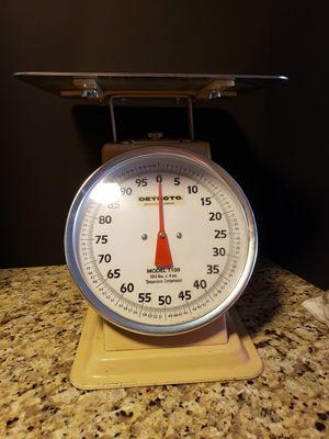 Detector scale for Sale in Vinton, VA