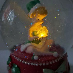 Tinker Bell Disney Lighted Snow Globe Christmas Themed for Sale in Alpharetta, GA