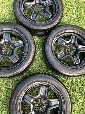 18 inch Black Rims for Sale in Houston, TX