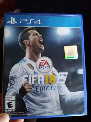 FIFA 18 (PS4) for Sale in San Diego, CA