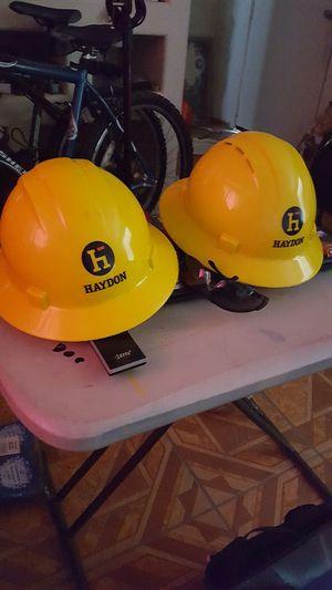 Heavy duty construction hetmet for Sale in Avondale, AZ