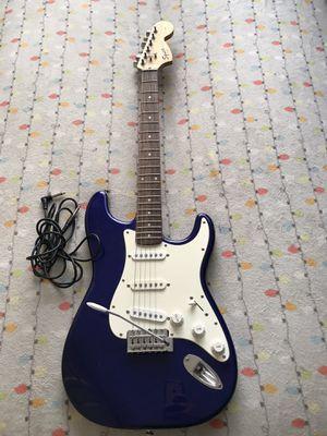 "39"" Fender Stratocaster Squier Electric Guitar for Sale in Denver, CO"