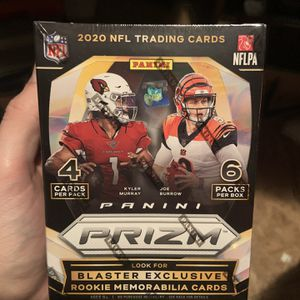 2020 Panini Prizm Football Box! (Only 1 Left)!!! for Sale in Seymour, CT