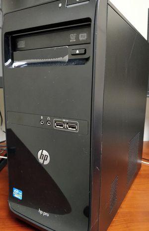 Desktop Tower PC Intel i3-3240 - 4GB RAM - 400 HDD - WiFi - Win10 - Office 2019 for Sale in North Miami Beach, FL