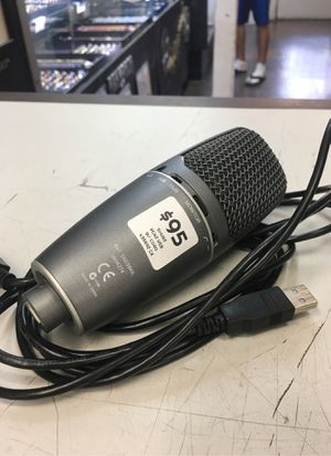 Shure PG42 USB Microphone for Sale in Los Angeles, CA
