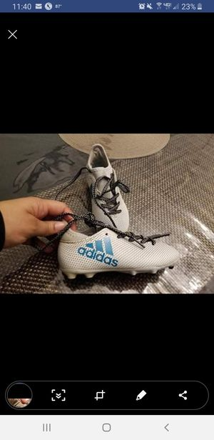 Adidas cleats for Sale in Lawrenceville, GA