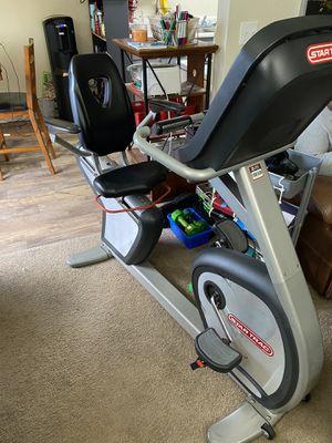 Star Trac Recumbent Bike for Sale in Tacoma, WA