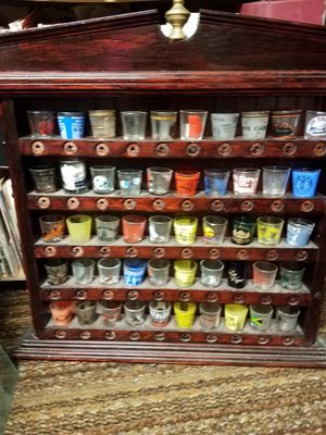Shot glass collection for Sale in North Versailles, PA