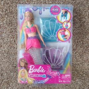 Barbie Dreamtopia Slime Mermaid for Sale in Tijeras, NM