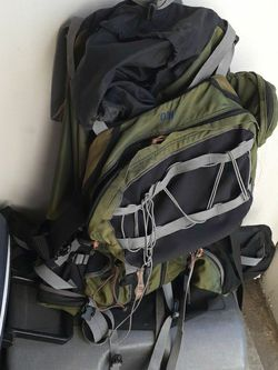 Coleman Ridgid Backpack for Sale in San Dimas,  CA