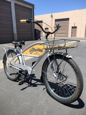 "Electra ""Delivery 3i"" Men's aluminum 3-speed 26 inch beach cruiser!!! for Sale in HUNTINGTN BCH, CA"