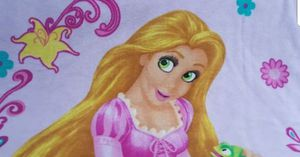 DISNEY Princess Rapunzel Blanket Twin/Full Size for Sale in Henderson, NV