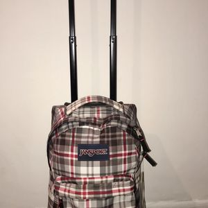 JanSport Rolling Backpack NWT for Sale in Montebello, CA