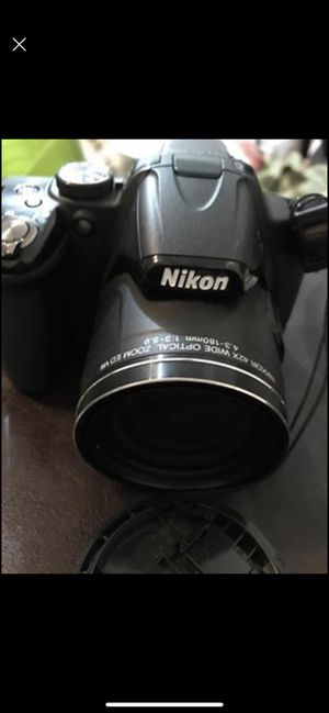 Nikon coolpix P530 digital camera for Sale in Nashville, TN