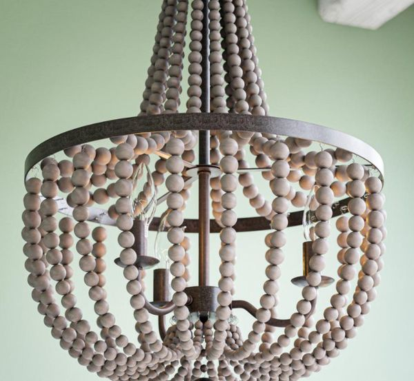 Dumas 3-Light Golden Bronze Chandelier NEW