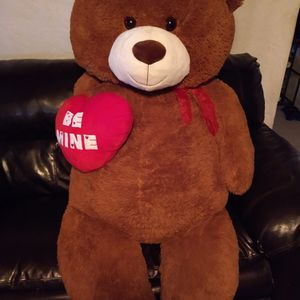 Giant Teddy Bear For Valentine's Day for Sale in Albuquerque, NM