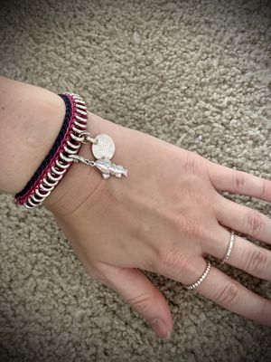 Links of London charm bracelet for Sale in Virginia Beach, VA