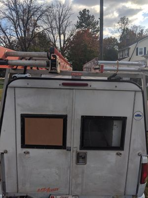 Bed topper for pickup, camper shell for Sale in Baltimore, MD