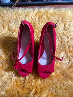 Red Wedges for Sale in Silver Spring, MD