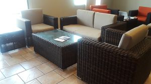 patio furniture 4pc seating set for Sale in Mesa, AZ